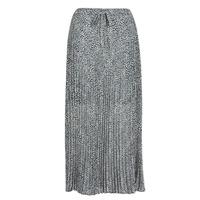 Vêtements Femme Jupes Ikks BQ27075-30 Noir / Blanc