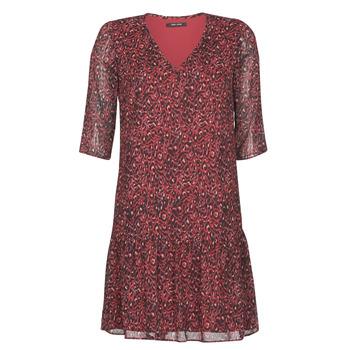 Vêtements Femme Robes courtes One Step FQ30051-38 Bordeaux