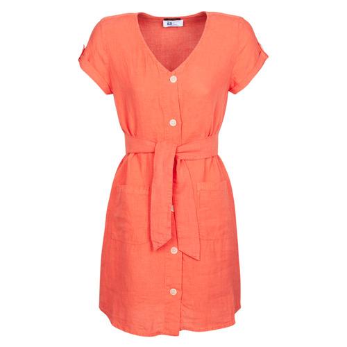 Vêtements Femme Robes courtes One Step RONIN Orange