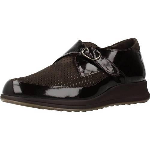 Chaussures Femme Derbies Mateo Miquel 3838 Noir