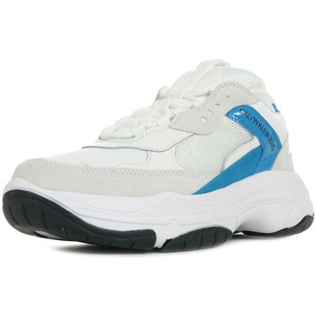 Chaussures Homme Baskets basses Calvin Klein Jeans Marvin blanc