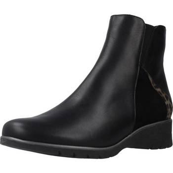 Chaussures Femme Bottines Piesanto 195977 Noir