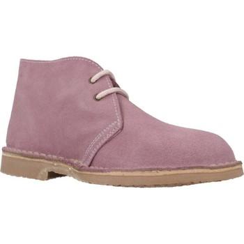 Chaussures Femme Boots Swissalpine 514W Rose