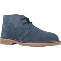 Chaussures Femme Boots Swissalpine 514W Bleu