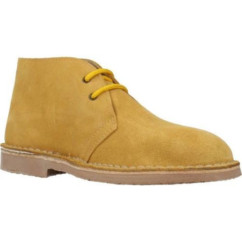 Chaussures Femme Boots Swissalpine 514W Jaune
