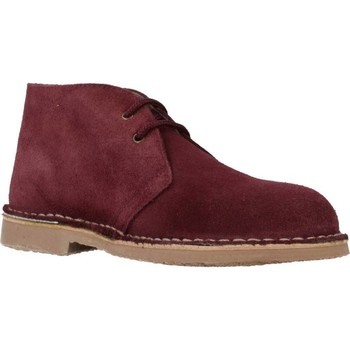 Chaussures Femme Boots Swissalpine 514W Rouge