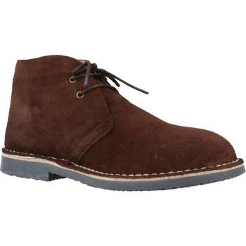 Chaussures Homme Boots Swissalpine 514M Marron