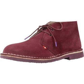 Chaussures Femme Boots Swissalpine 514W Violet