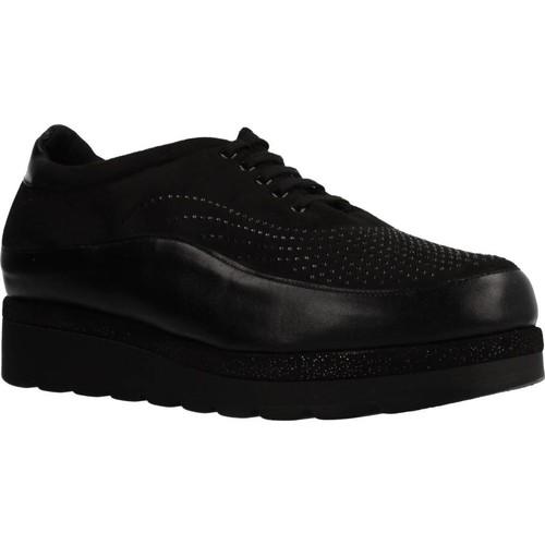 Chaussures Femme Baskets basses Trimas Menorca 1361T Noir