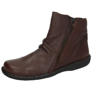 Chaussures Femme Boots Bartty  Marron