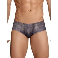 Sous-vêtements Homme Slips Clever Slip Texan Jean Gris