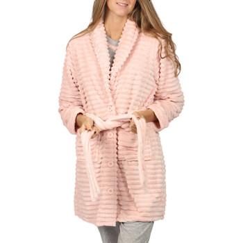 Vêtements Femme Pyjamas / Chemises de nuit Admas Robe de chambre Winter Paisley Rose