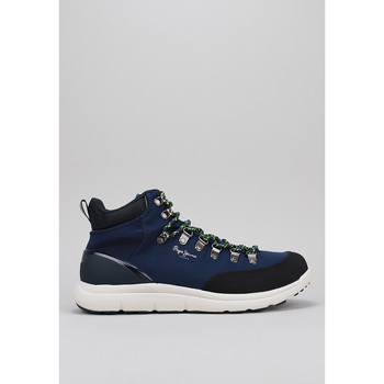 Chaussures Homme Baskets montantes Pepe jeans Hike bleu