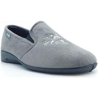 Chaussures Femme Chaussons Semelflex MARIE CHANTAL GRIS