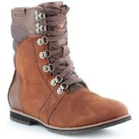 Chaussures Femme Boots Columbia Twentythird Ave WP Mid Marron
