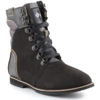 Chaussures Femme Boots Columbia Twentythird Ave WP Mid Noir