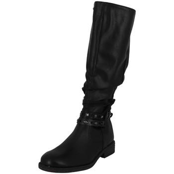 Chaussures Femme Bottes ville Marco Tozzi 25612- noir