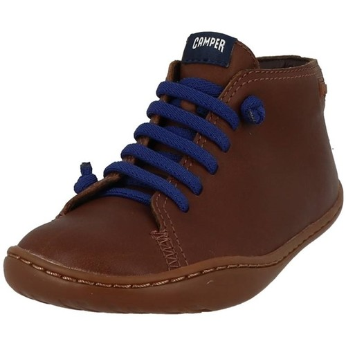 Chaussures Enfant Boots Camper 90019 camel