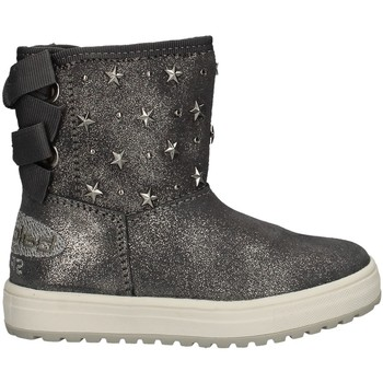 Chaussures Fille Bottes ville Balducci BS907 GRIS