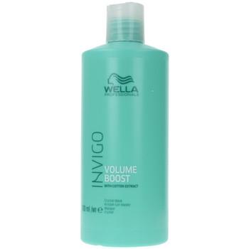 Beauté Soins & Après-shampooing Wella Invigo Volume Boost Crystal Mask  500 ml