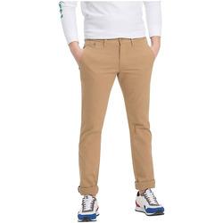 Vêtements Homme Chinos / Carrots Tommy Hilfiger Pantalon chino Bleu Marine