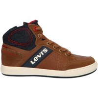 Chaussures Enfant Baskets montantes Levi's VCLU0030S NEW MADISON Marrón