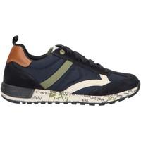 Chaussures Garçon Baskets basses Geox J929EA 0FU22 J ALBEN Azul