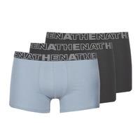 Sous-vêtements Homme Boxers Athena BASIC COLOR Noir / Gris / Noir