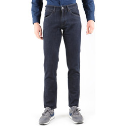 Vêtements Homme Jeans droit Wrangler Greensborg W15QBR77S grafitowy