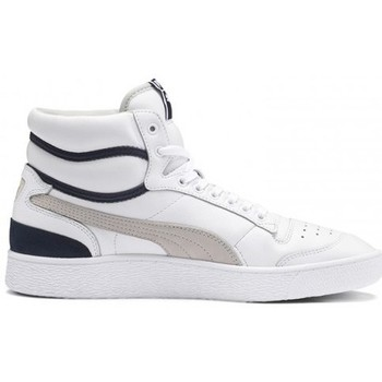 Chaussures Basketball Puma RALPH SAMPSON MID OG / BLANC Blanc