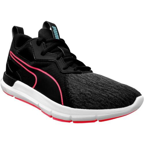 Chaussures Femme Baskets basses Puma Nrgy dynamo future wns Noir/rose
