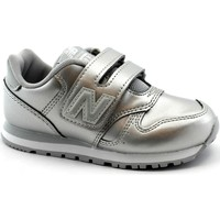 Chaussures Enfant Baskets basses New Balance NEW-I19-IV373-GC Argento