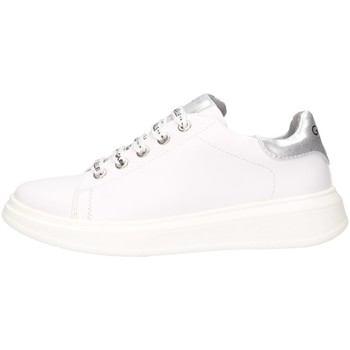 Chaussures Fille Baskets basses GaËlle Paris G-015B blanc