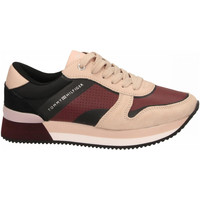 Chaussures Femme Baskets basses Tommy Hilfiger ACTIVE CITY SNEAKER 674-cameo-rose