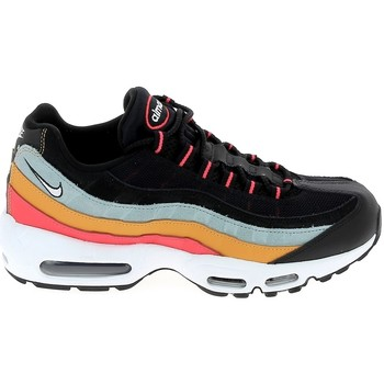 Chaussures Homme Baskets mode Nike Air Max 95 Essential Noir Ocean Kumquat AT9865-002 Noir