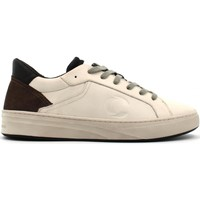 Chaussures Homme Baskets basses Crime London  Bianco