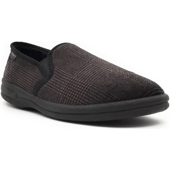 Chaussures Homme Chaussons Fargeot GILLES Gris