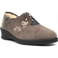 Chaussures Femme Chaussons Fargeot LOWEL Gris
