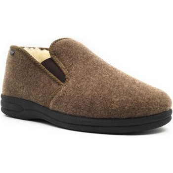 Chaussures Homme Chaussons Fargeot SARCELLES Marron
