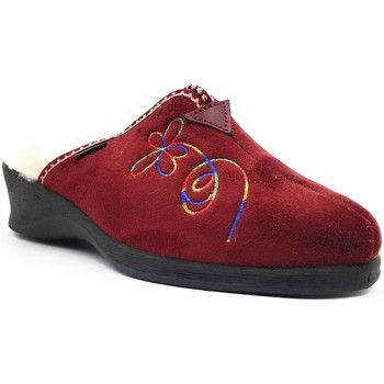 Chaussures Femme Chaussons Fargeot VERO Rouge