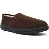 Chaussures Homme Chaussons Fargeot GOTHA Marron