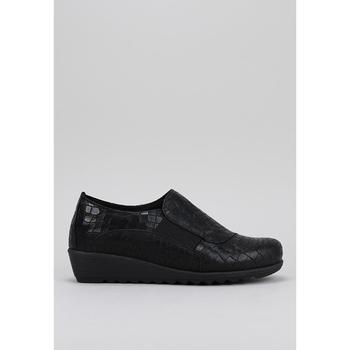 Chaussures Femme Mocassins Amanda HURGHADA Noir