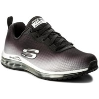 Chaussures Femme Baskets basses Skechers Skech Air Element Noir Noir