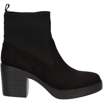Chaussures Femme Bottines MTNG 58589 Negro