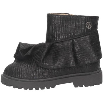 Chaussures Fille Bottines Florens E723255Z Noir