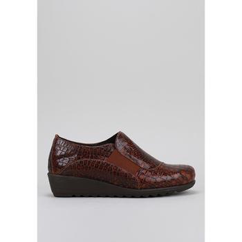 Chaussures Femme Mocassins Amanda HURGHADA Marron