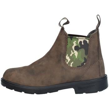 Chaussures Enfant Boots Blundstone BCCAL0430 Beatles bébé Marron