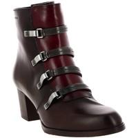 Chaussures Femme Bottines Dorking 8029 marron