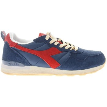Chaussures Homme Running / trail Diadora CAMARO USED Rouge