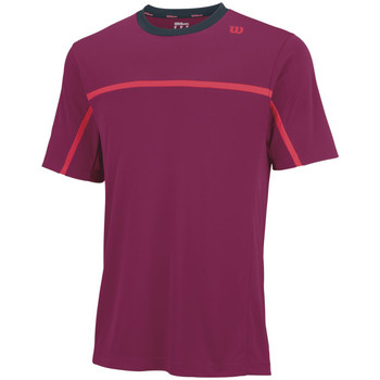T-shirts manches courtes Wilson Colorblock Ringer